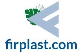 Logo firplast vision verte